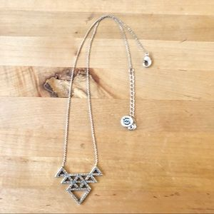 House of Harlow tessellation necklace